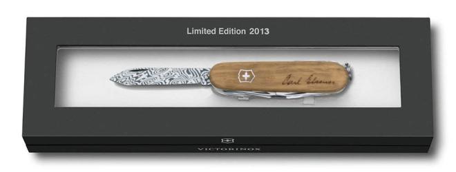 2013 victorinox damascus damast knife ビクトリノックス ダマスカス ナイフ エディション