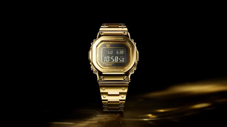 Gショック G-SHOCK G-D5000-9JR 18金
